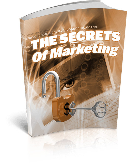 The Secrets Of Marketing